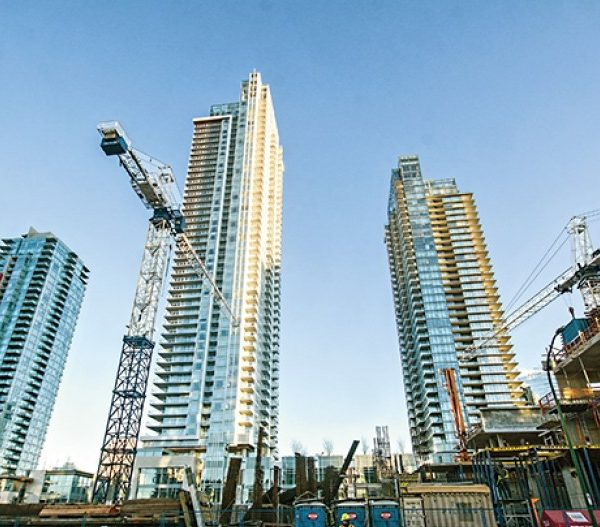 'Historic' Metro Vancouver commercial real estate market needs financing fuel