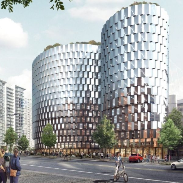 Westbank's Bjarke Ingels-designed office tower goes to open house (IMAGES) Open house March 11 for proposed Beatty Street project, which is located adjacent to BC Place